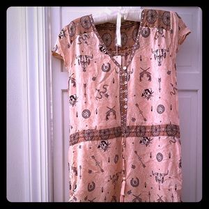 Spell & The Gypsy Collective Coyote Playsuit M